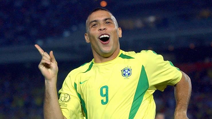 Ronaldo Von Null Auf Acht Tore Fussball Sport Aargauer Zeitung
