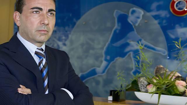 Domenicangelo Massimo tritt ab.