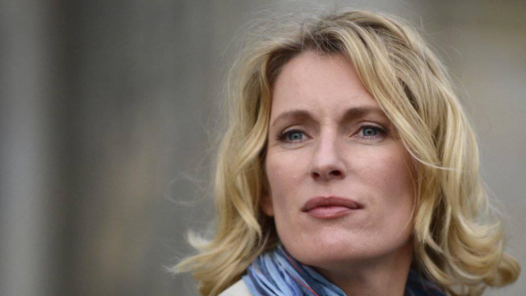 """""""Tatort""""-Kommissarin Maria Furtwängler fürchtete sich als Kind vor der Titelmelodie der Serie. (Archivbild)"""