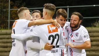 FC Aarau - Neuchatel Xamax (24.10.20)