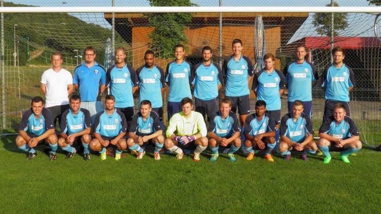 2.Mannschaft FC Eiken 2015/16