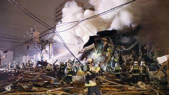 Explosion in Japan (17. Dezember 2018)