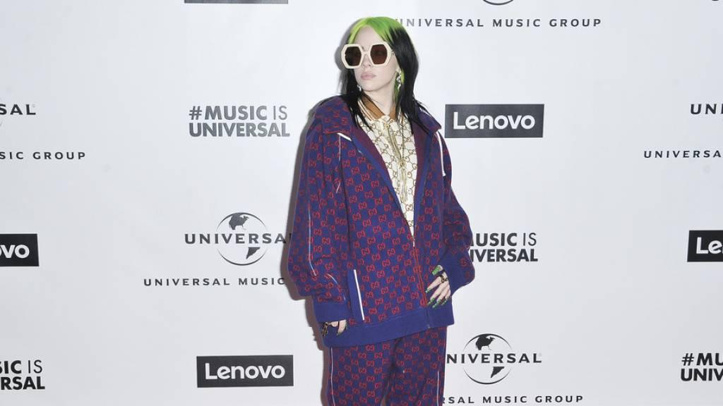 Billie Eilish tritt bei den Oscar-Verleihungen auf