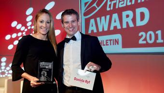 Die 30-Jährige wurde in Deutschland erneut zur Triathletin des Jahres gewählt.