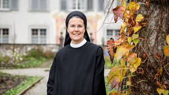 Priorin Irene Gassmann vom Kloster Fahr setzt sich für mehr Gleichberechtigung der Frauen in katholischen Kirchen ein.