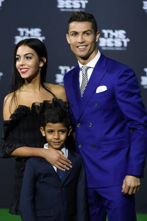 Fussballstar Ronaldo (© Keystone)
