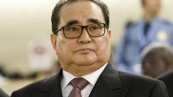 Der nordkoreanische Aussenminister Ri Su-yong ist nach der Behauptung Nordkoreas, einen Atomwaffentest durchgeführt zu haben, mit seiner Delegation nicht mehr am WEF willkommen. (Archiv)