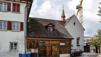 Lang eine Baustelle: Gegen 2,7 Millionen Franken investierte die Stiftung Kloster Dornach in umfassende Umbau- und Sanierungsarbeiten.