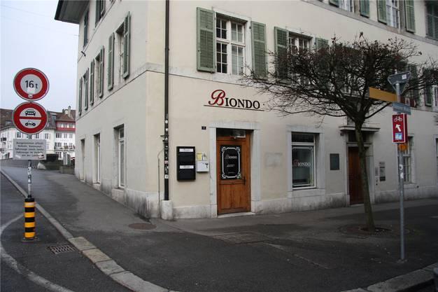 Bar und Bistro Biondo im «Bürgerhaus» gab schon im Januar nach nur wenigen Monaten Forfait