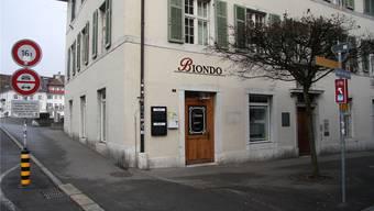 Die Bar und das Bistro Biondo sind bereits wieder Geschichte. Wolfgang Wagmann