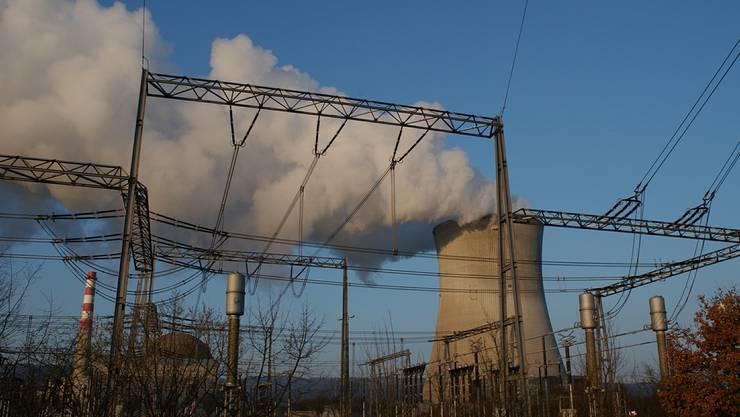 Das Atomkraftwerk Leibstadt. (Archiv)