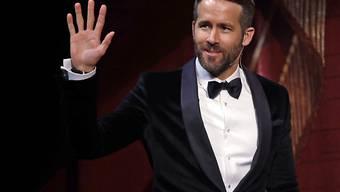 Der 41-jährige Schauspieler Ryan Reynolds plant ein neues Projekt. (Archivbild)