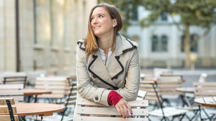 Anna Wartmann (FDP), Aarauer Einwohnerratskandidatin