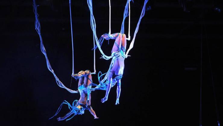 Der Cirque du Soleil in der Krise.