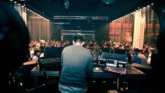 Hinterhof Bar ZVG