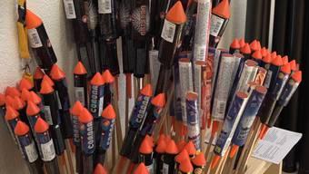 Tipps zum Abbrennen von Feuerwerk bei Trockenheit von Feuerwerksverkäufer Wilfried «Knallfred» Burri.