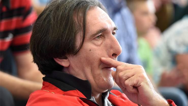 Von langer Hand geplant: Trainer Zoltan Cordas verlässt den TV Endingen.