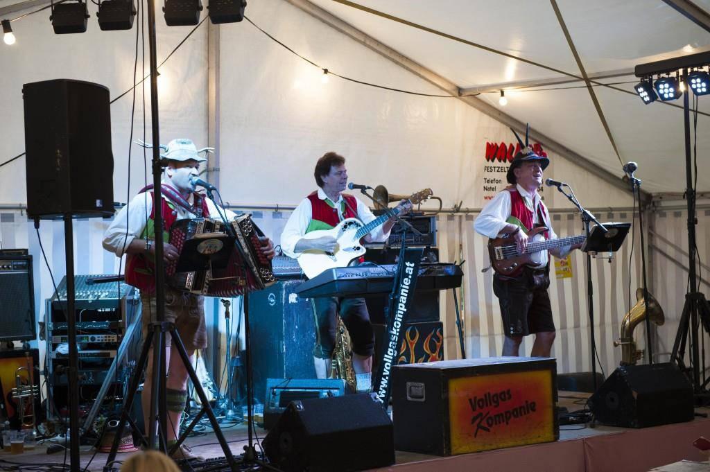Samstagabend am Churer Fest (© FM1Today)