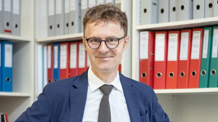 «Das Erkämpfte darf nicht durch Frankenaufwertungen verloren gehen»: Daniel Lampart, der Chefökonom des Schweizerischen Gewerkschaftsbunds, nimmt die Nationalbank in die Pflicht.