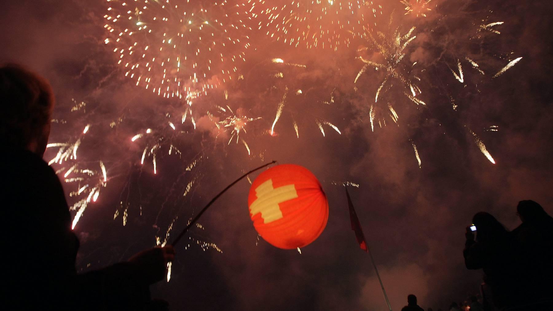 Der Nationalfeiertag wurde in der Ostschweiz friedlich gefeiert.