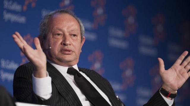 Milliardär Sawiris kritisiert Subvention von Lebensmitteln (Archiv)