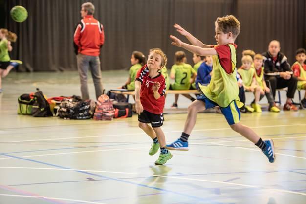 Minihandball-Turnier vom Schulsport Solothurn