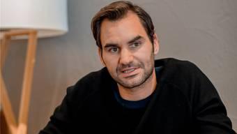 Roger Federer: Tennisstar, Stiftungsgründer und seit Freitag Ehrendoktor der Universität Basel.