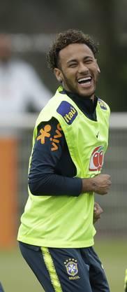 Neymar fährt ausgeruht zur WM und wird mit jedem Spiel besser in Fahrt kommen.