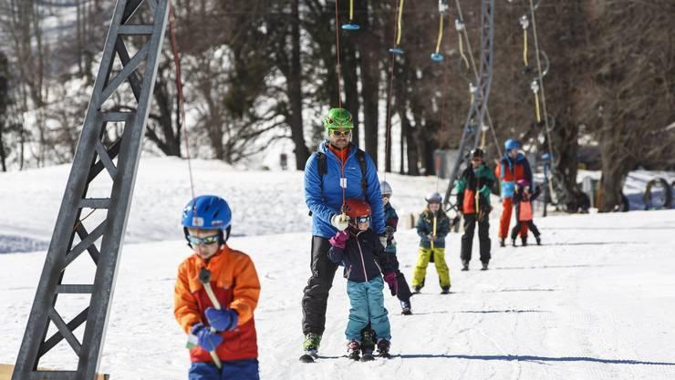 Nun können auch die Skigebiete im Kanton Solothurn öffnen. (Archivbild)
