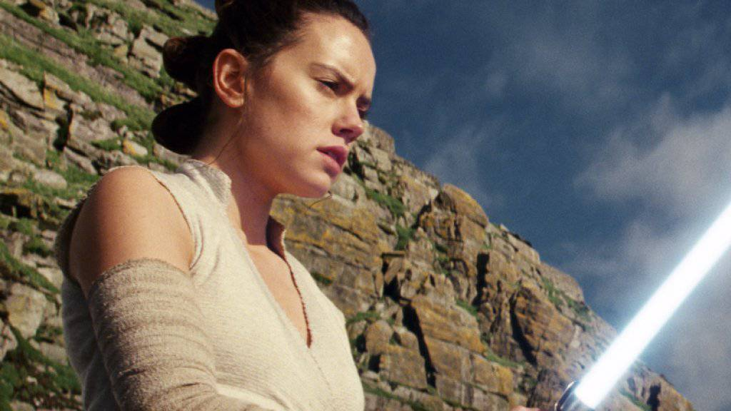 Erster Trailer für neuen «Star Wars»-Film vorgestellt
