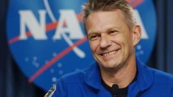 """Sellers starb 61-jährig - die NASA ehrt ihn als """"Weltraumspaziergänger und Wissenschaftler, Freigeist und Freund unseres Planeten"""". (Archivbild)"""