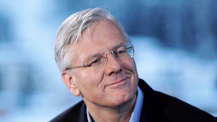 Roche-Präsident Franz: «Wir sind auf ein enges Eingebundensein in die EU angewiesen.» Getty Images