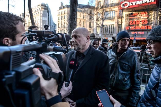 Die Eagles of Death Metal zurück in Paris. (4)