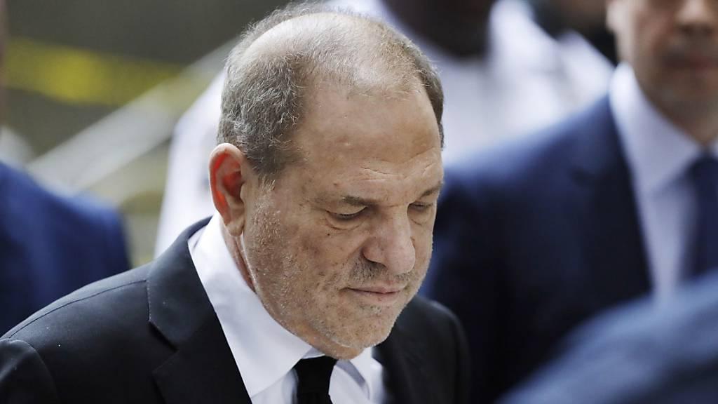 Weinstein-Prozess wird nicht aus New York heraus verlegt