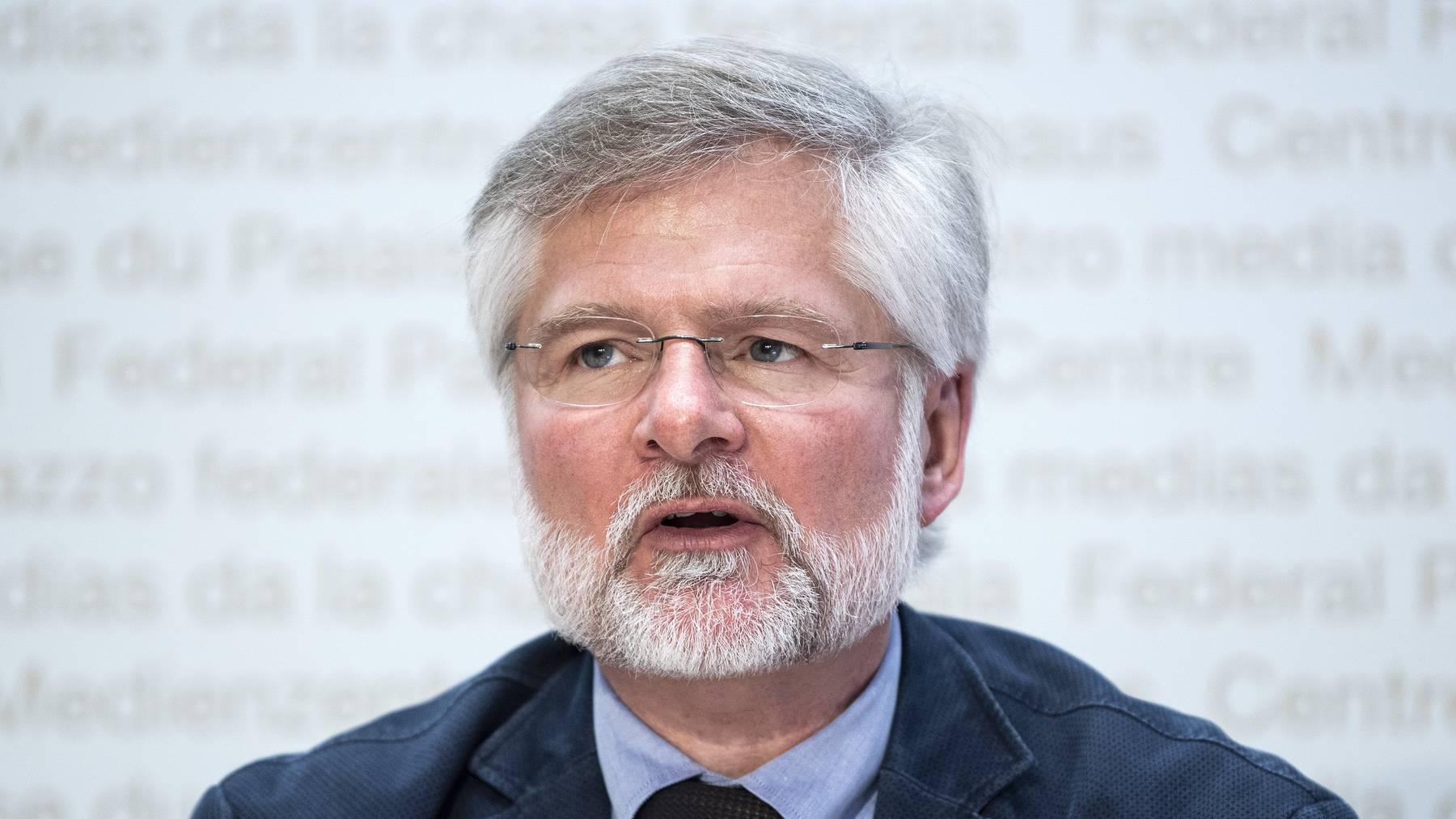 Nach Ansicht von Rudolf Hauri muss der Bund an der Grenze mehr Kontrollen durchführen.