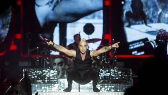 Am Freitag um 11 Uhr startet der Vorverkauf für Robbie Williams' Konzert am 2. September 2017 im Zürcher Letzigrund. (Archivbild)
