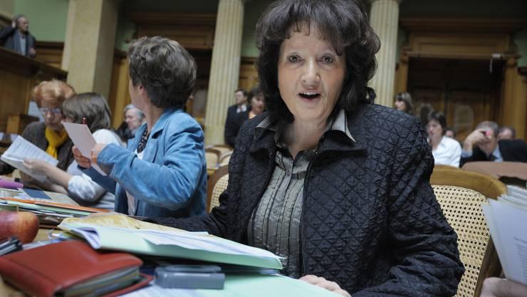 Seit 2003 sitzt Bea Heim für die SP im Nationalrat.