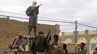 Islamistische Kämpfer in Mali (Archiv)