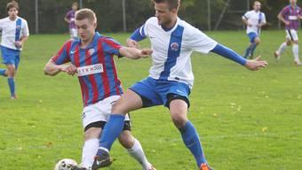 Limmattaler Fussball-Derby in Engstringen