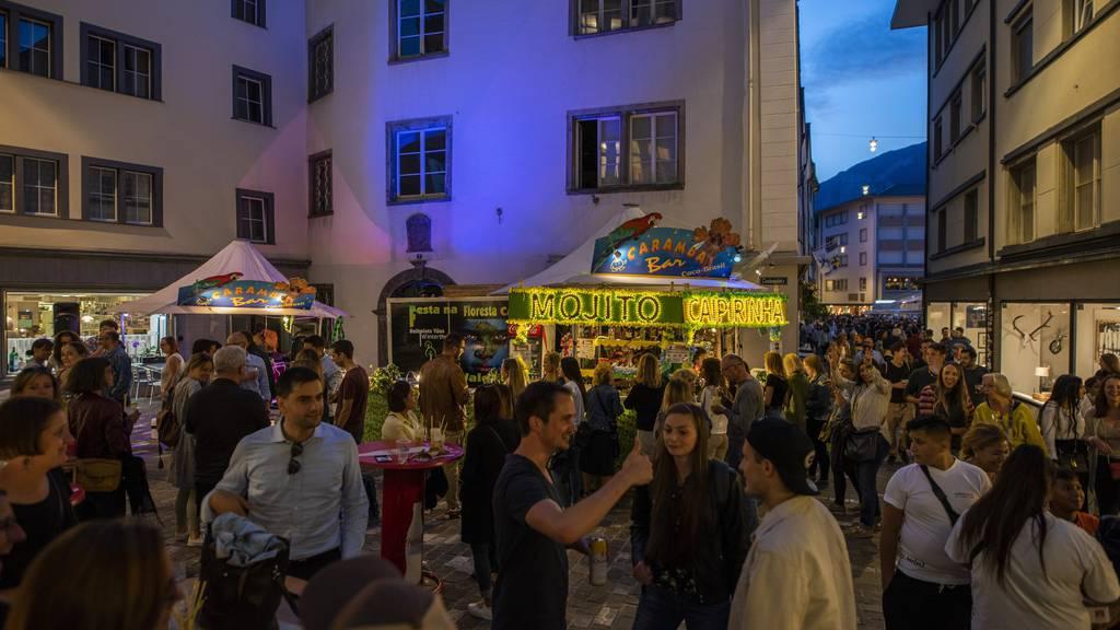 30. Churer Fest feierlich eröffnet