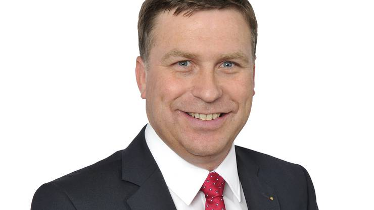 Martin Keller, SVP-Grossrat, macht Druck auf die Regierung.