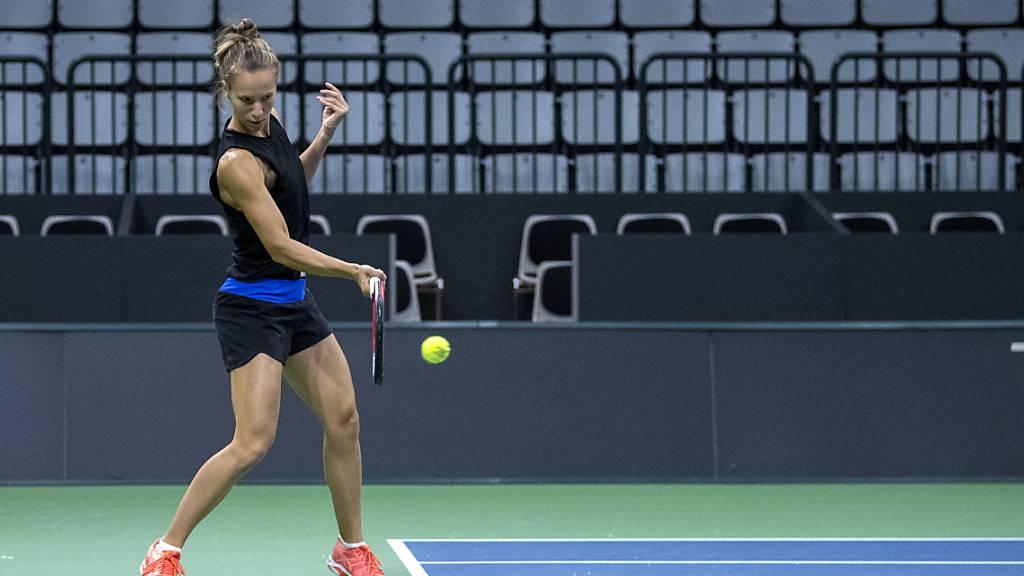 Halbfinaleinzug für Viktorija Golubic