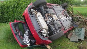 Unfall Röschenz 8.5.2020