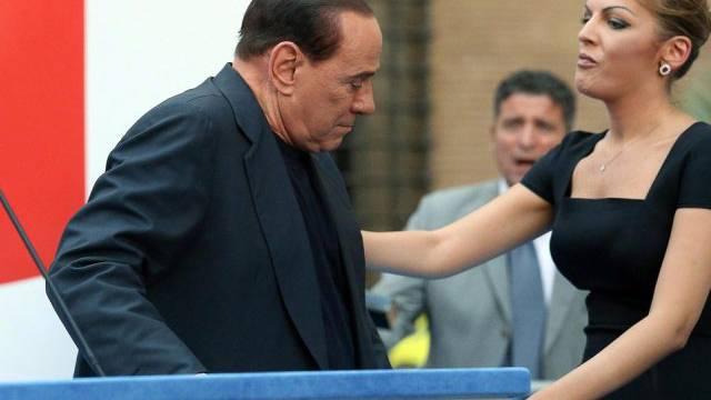 Silvio Berlusconi und Francesca Pascale wollen heiraten (Archiv)