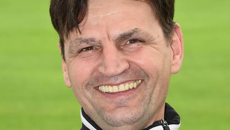 Mirko Pavlicevic übernimmt das Team Aargau U21 auf kommende Saison