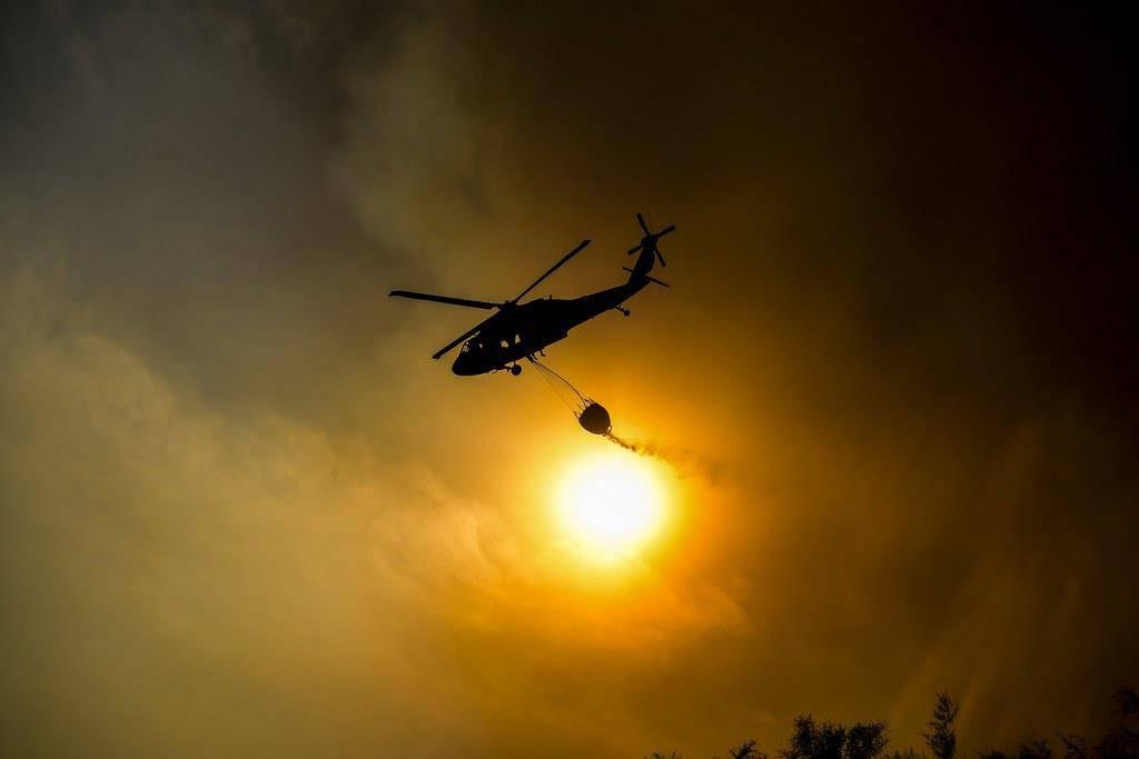 Waldbrand in Kalifornien (© Keystone)