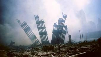 New York nach den Anschlägen vom 11. September 2001