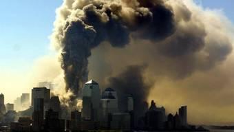 Ein neues Polizeivideo zeigt den Terror-Angriff auf die USA vom 11. September 2001