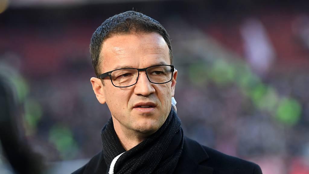 Frankfurts Bobic warnt Fans: Keine Treffen am Stadion
