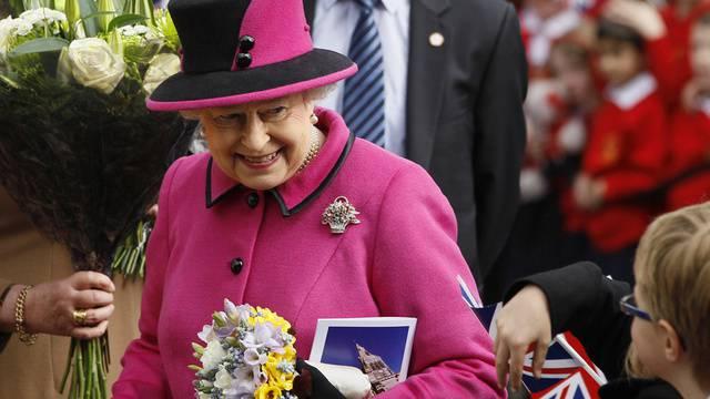Gefeiert wie ein Popstar: Queen Elizabeth II.